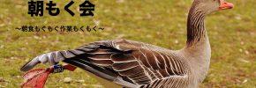1/25 第7回朝もく会~朝食もぐもぐ作業もくもく~【定員8名】